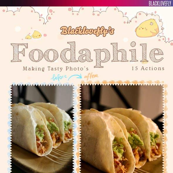 Foodaphile: 15 Food Action