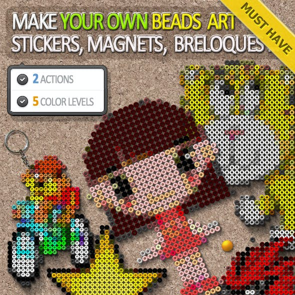 Beads Add-ons from GraphicRiver