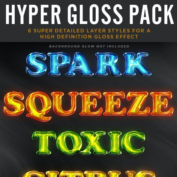 Hyper Gloss Style Pack