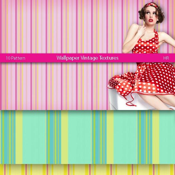 Wallpaper Vintage Patterns