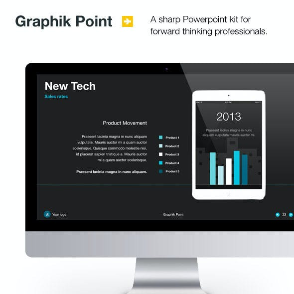 Graphik Point - Powerpoint Presentation