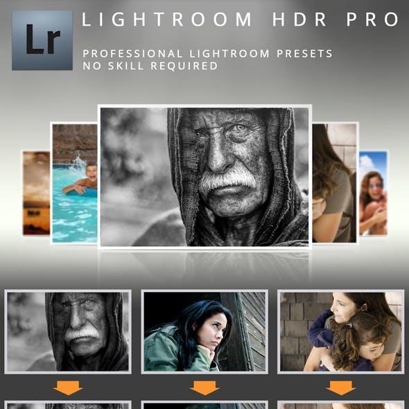 Lightroom HDR Pro