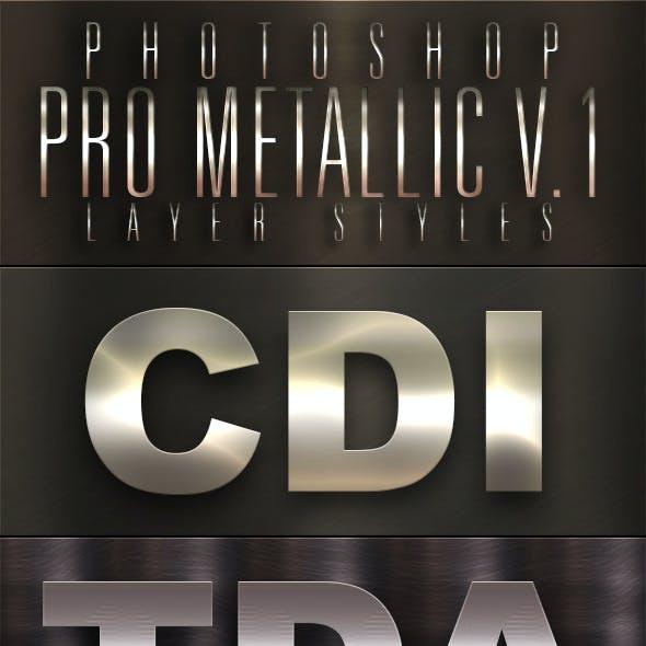 Pro Metallic Styles V.1