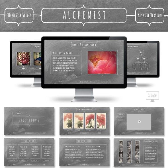 Alchemist Keynote Presentation Template