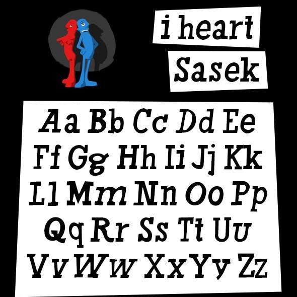 I heart Sasek