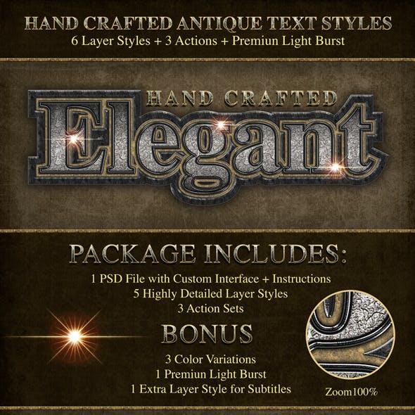Elegant Antique Styles