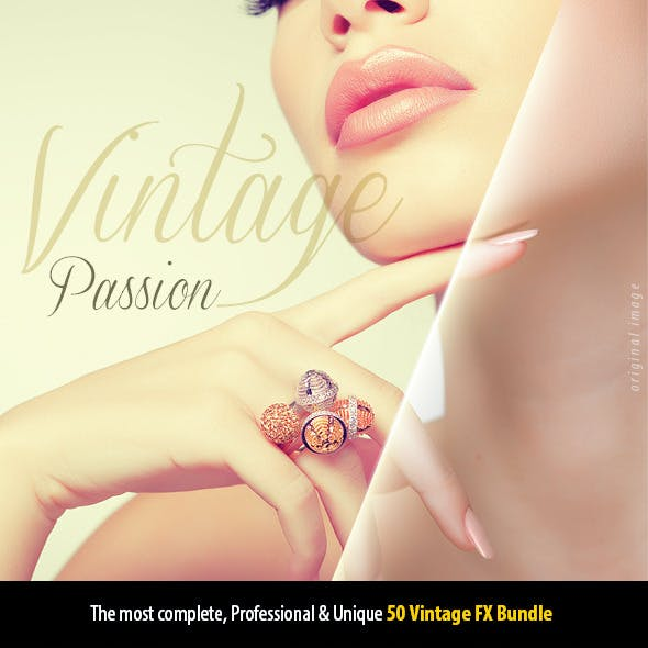 50 Vintage Passion Bundle | Pro Effects