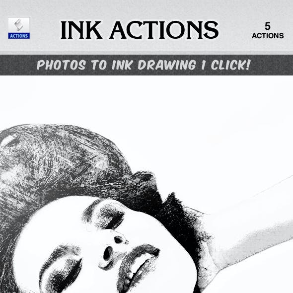 Ink Actions