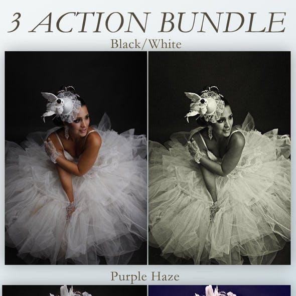 3 Image Actions Bundle
