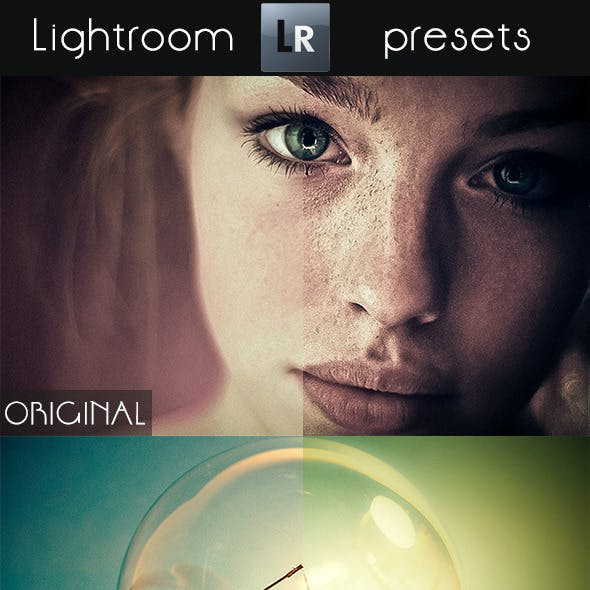 5 LR presets for photography