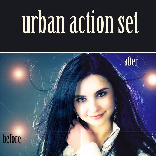Urban Action Set