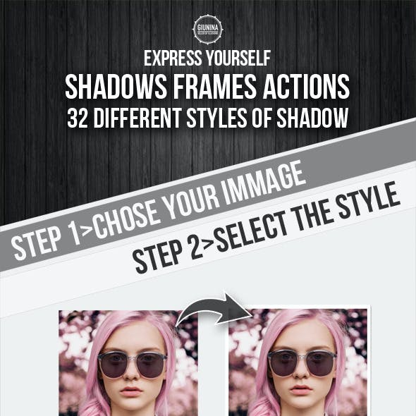 Image Shadows Framing Actions