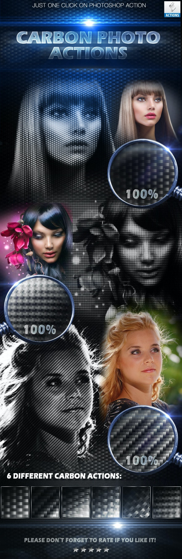 Carbon Photo Actions - Photo Effects Actions