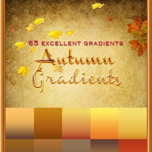 Autumn Gradients