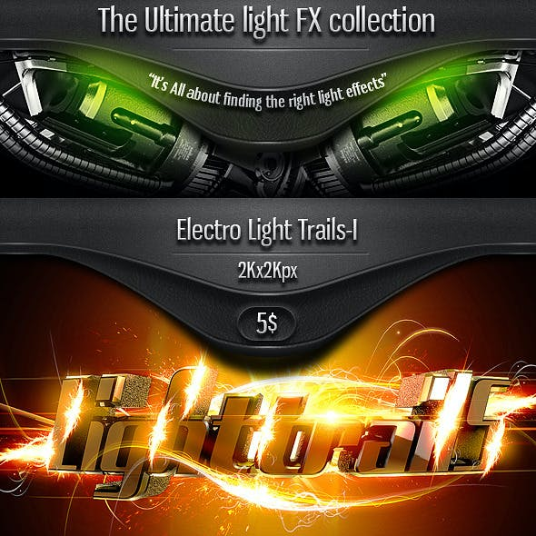 The Ultimate Light Effects Collection [THE BUNDLE]