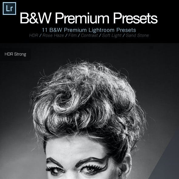 B&W Premium Presets