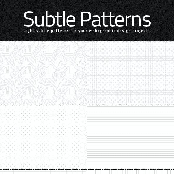 Light Subtle Patterns