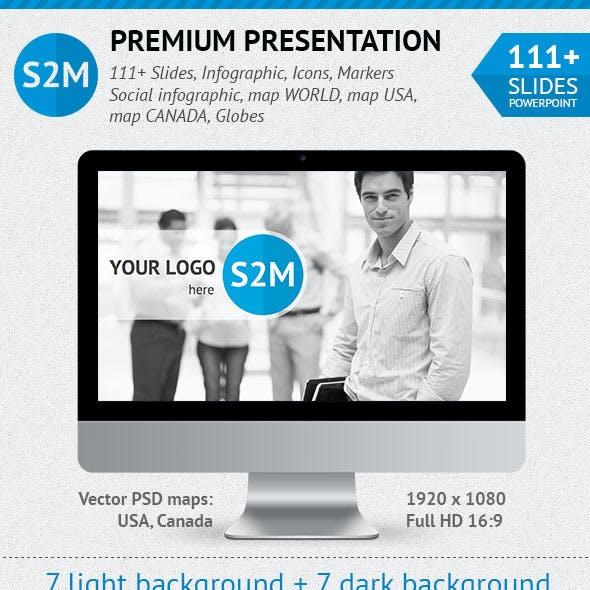 S2M PowerPoint Premium Presentation