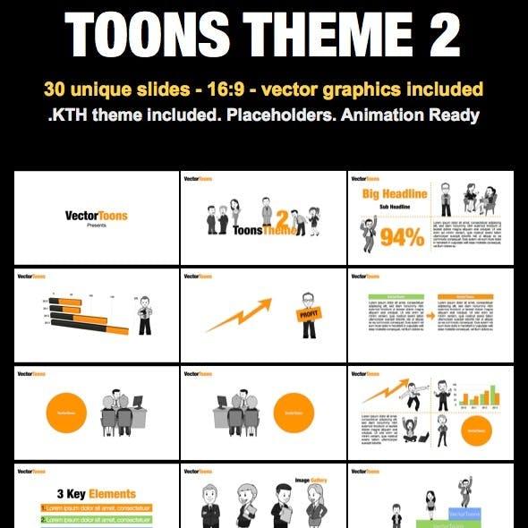 Toons Theme 2