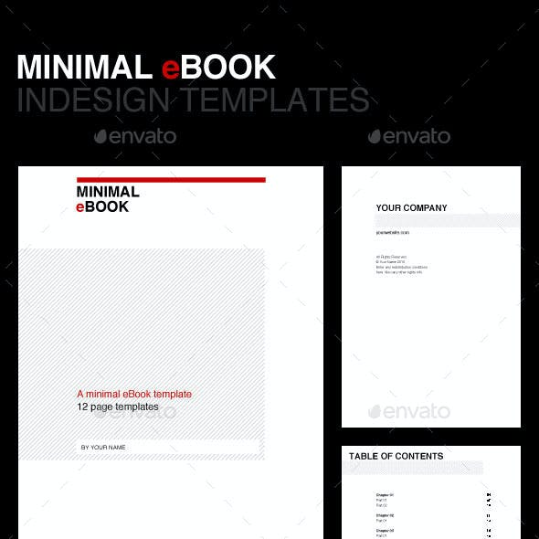 Minimal eBook Template