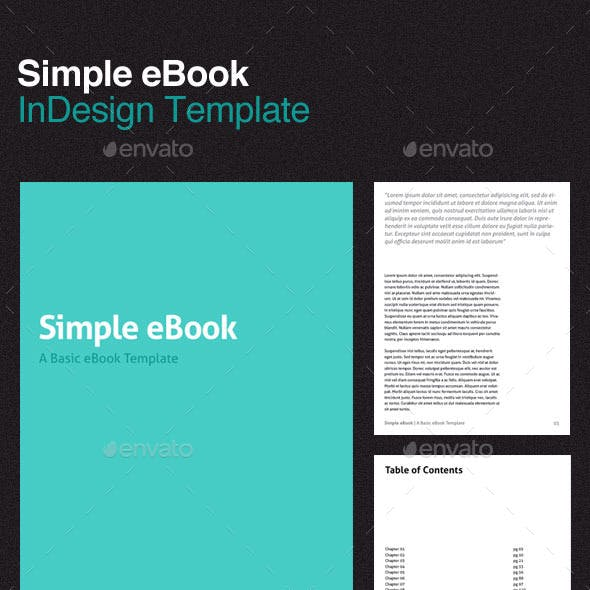 Simple eBook Template