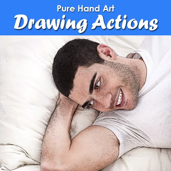 Creative Hand Art Drawing