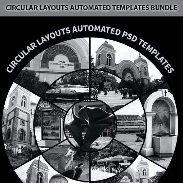 Circular Layouts Bundle
