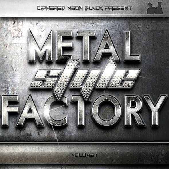 Metal Style Factory - Volume 01