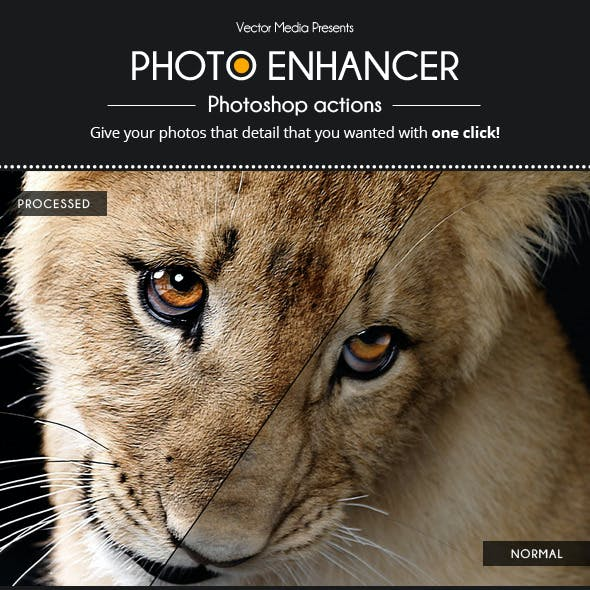 Photo Enhancer - Actions