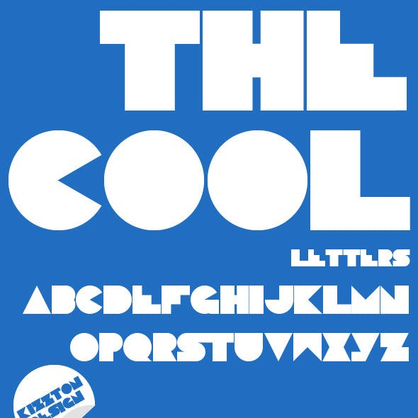 The Cool Premium Font