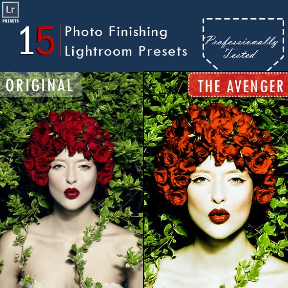 Photo Finishing Lightroom Presets