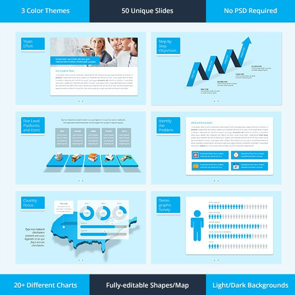 United Vectors PowerPoint Template