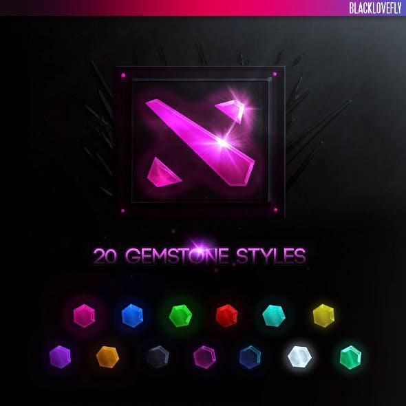 20 Gemstone Styles
