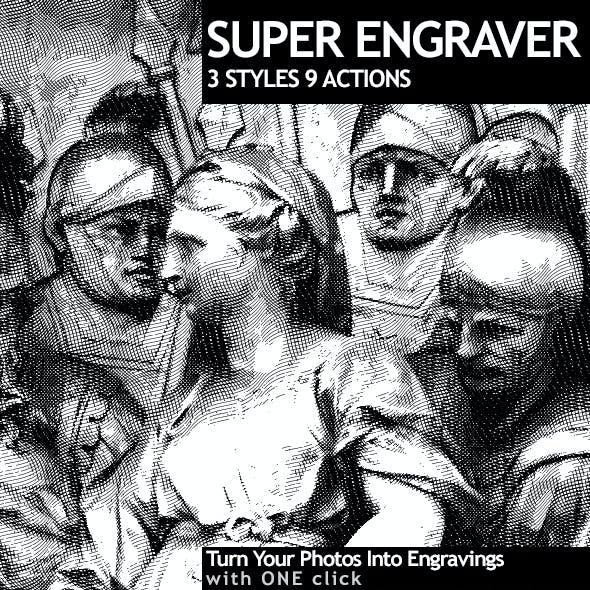 Super Engraver