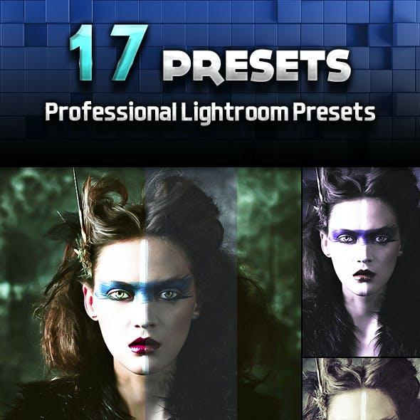 17 LR Pro Presets