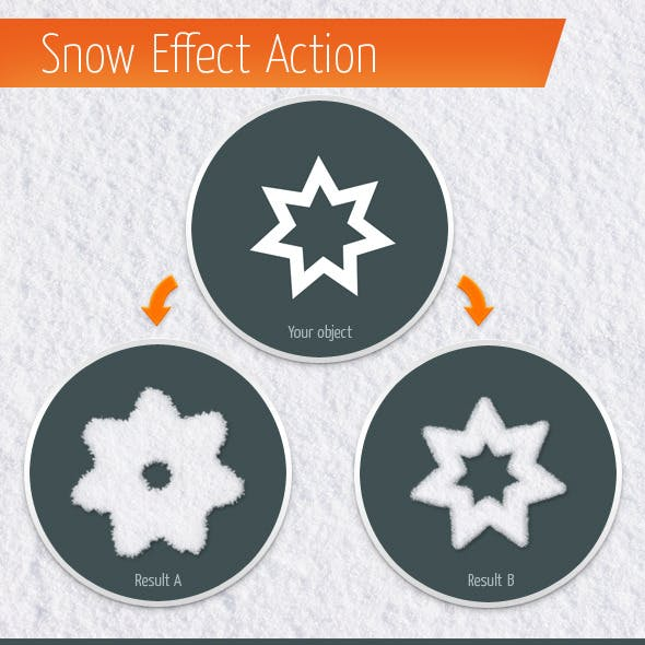 Snow Effect Action