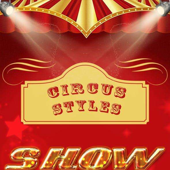 Circus Styles