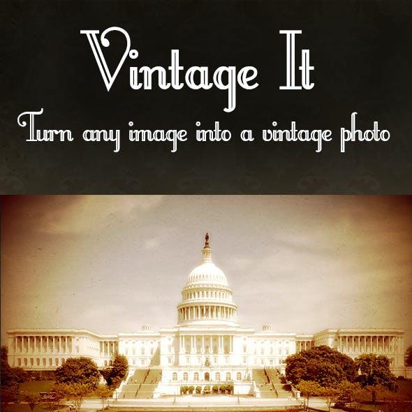Vintage It