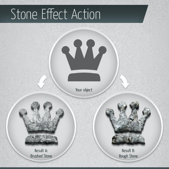 Stone Style Effect