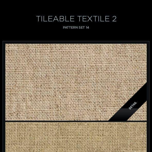 10 Tileable Textile-2 Textures/Patterns