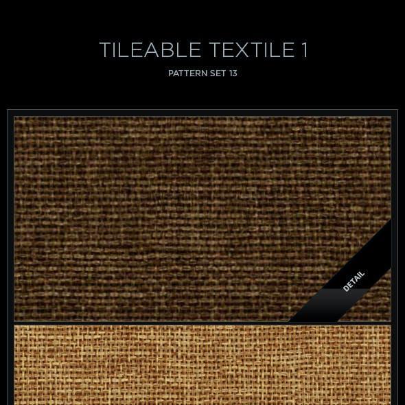 10 Tileable Textile-1 Textures/Patterns