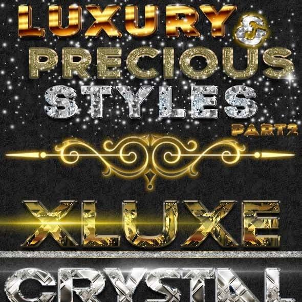 Luxury & Precious Styles - Part2