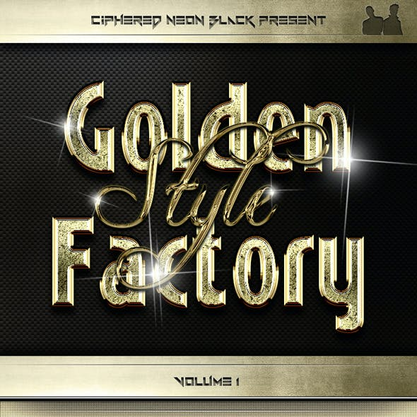 Golden Style Factory - Volume 01