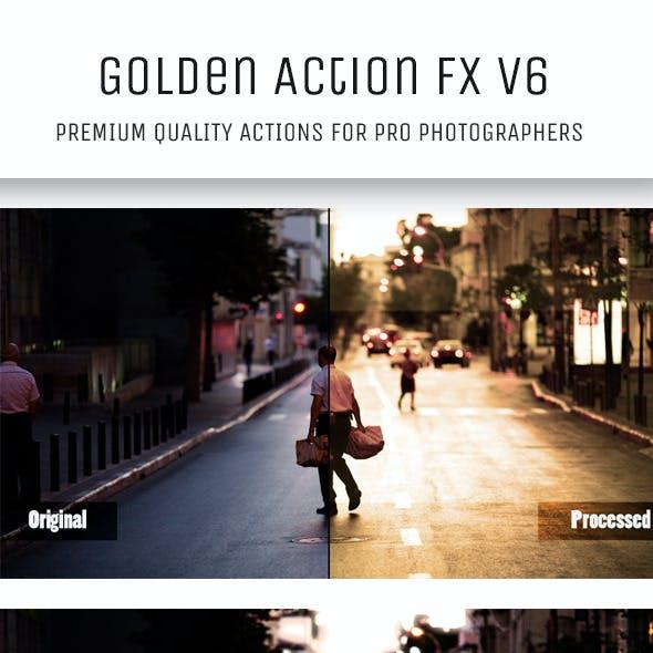 Golden Action FX V6
