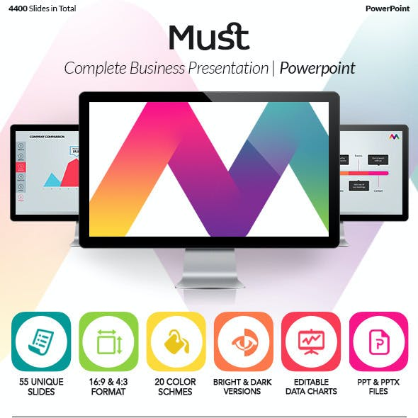 Must PowerPoint - Complete Business Presentation