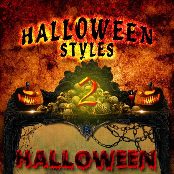 Halloween Styles 2