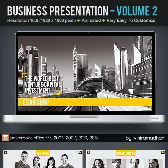 Business Presentation   Volume 2