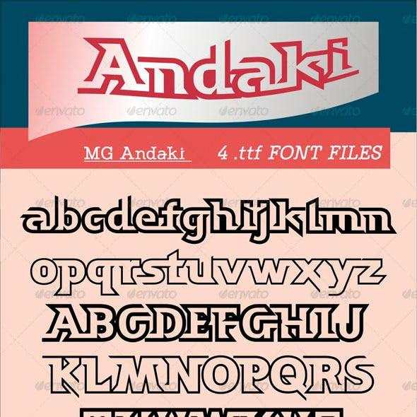 MG Andaki
