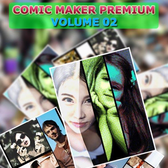 Comic Maker Premium Vol.02