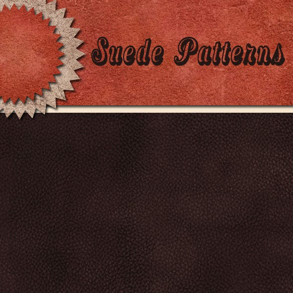 Suede Patterns